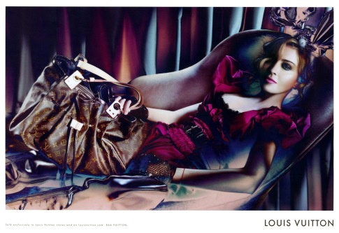 Madonna for Louis Vuitton 2009 Campaign-1