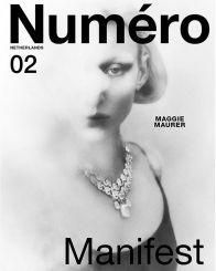 Maggie Maurer Numéro Netherland April 2020 Cover