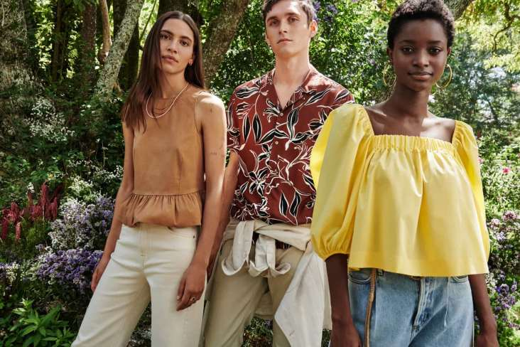 Mango Life in Bloom Summer 2020 Campaign-10