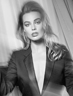 Margot Robbie for Richard Mille Watch 2020 Campaign-11