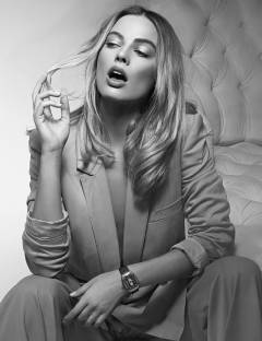 Margot Robbie for Richard Mille Watch 2020 Campaign-12