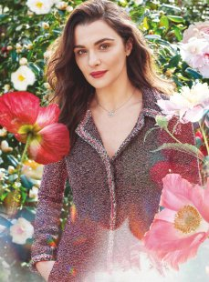 Rachel Weisz for Harper's Bazaar UK June 2020-7