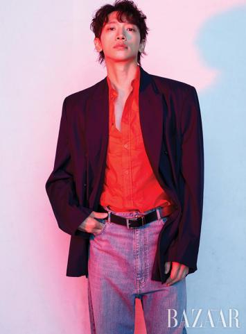 Rain Harper's Bazaar Korea June 2020-6