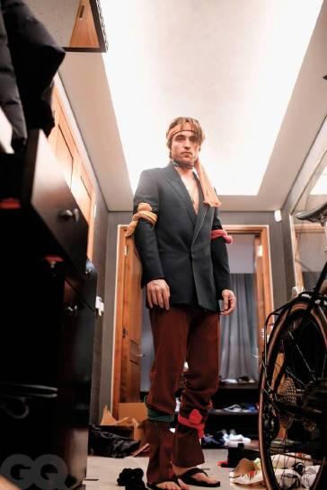Robert Pattinson GQ June July 2020-7