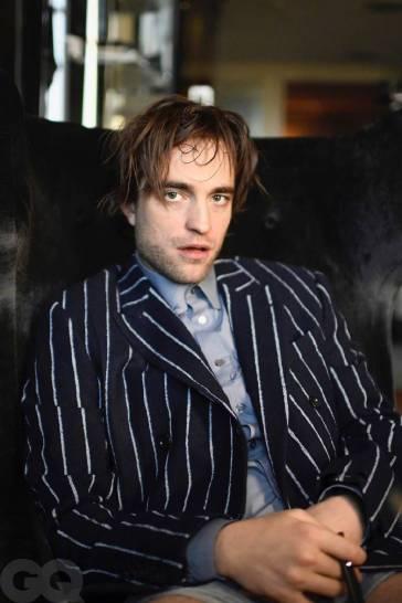 Robert Pattinson GQ June July 2020-9