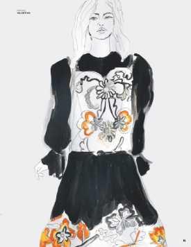 Sasha Pivovarova for Vogue Russia June 2020-8