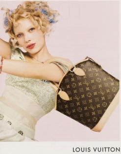 Scarlett Johansson Louis Vuitton Fall 2007 Campaign-3