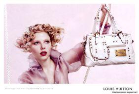 Scarlett Johansson Louis Vuitton Fall 2007 Campaign-4