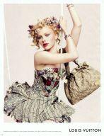 Scarlett Johansson Louis Vuitton Fall 2007 Campaign-7