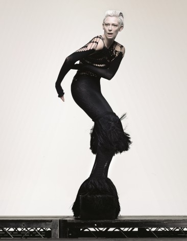 Tilda Swinton AnOther Magazine Spring Summer 2009-1
