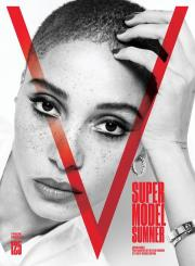 V Magazine Super Model Summer 2020-10