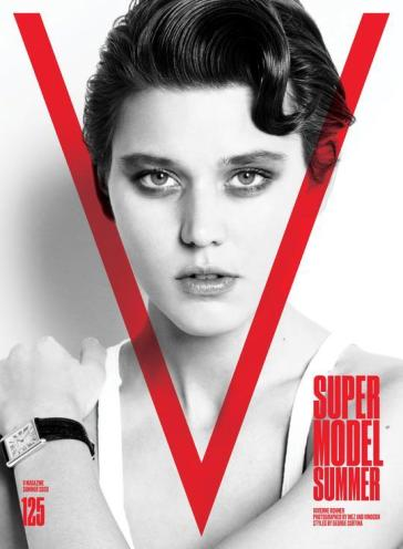 V Magazine Super Model Summer 2020-14