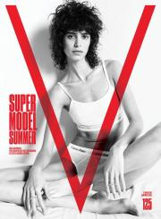 V Magazine Super Model Summer 2020-3