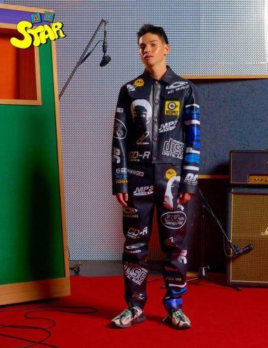 Angus Chiang Spring 2020 Menswear