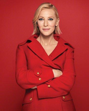 Cate Blanchett Variety 2020 Power of Women Issue-1