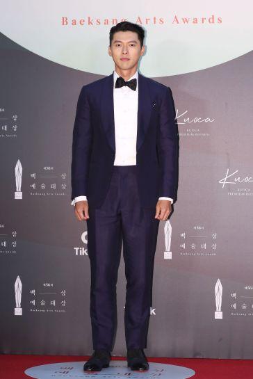 Hyun Bin in Ralph Lauren Spring 2020 Menswear-1