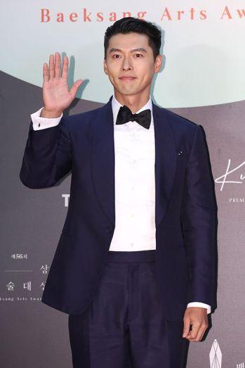 Hyun Bin in Ralph Lauren Spring 2020 Menswear-2