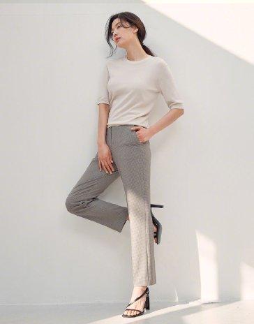 Jeon Ji-hyeon for GIORDANO Spring 2020 Campaign-11
