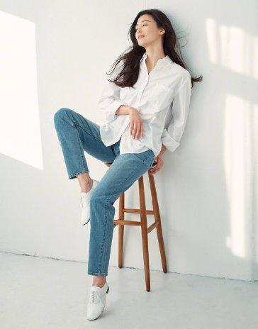 Jeon Ji-hyeon for GIORDANO Spring 2020 Campaign-12