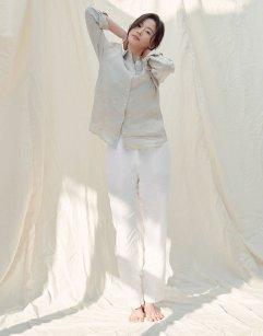Jeon Ji-hyeon for GIORDANO Spring 2020 Campaign-7