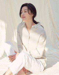 Jeon Ji-hyeon for GIORDANO Spring 2020 Campaign-8