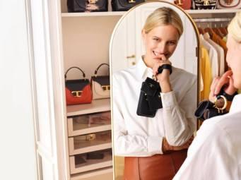 Karolina Kurkova for My Tod's Closet Spring Summer 2020-4