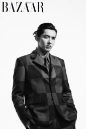 Kris Wu for Harper's Bazaar China July 2020-2
