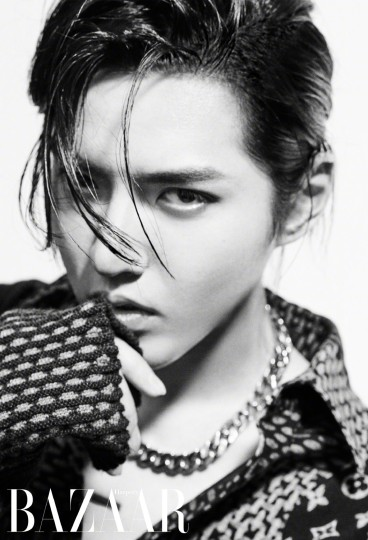 Kris Wu for Harper's Bazaar China July 2020-5