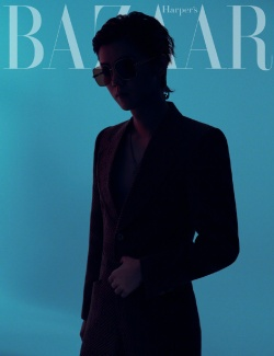 Lu Han Harper's Bazaar China July 2020 Cover B