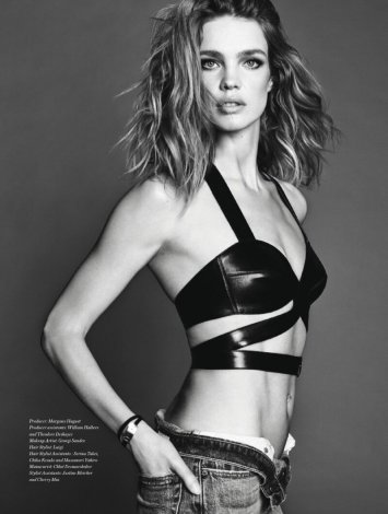 Natalia Vodianova Vogue Hong Kong June 2020-2
