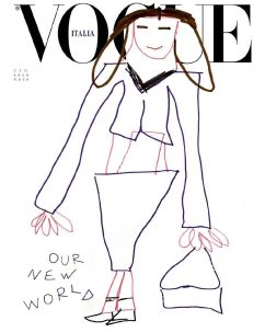 Vogue Italia June 2020 Cover-5