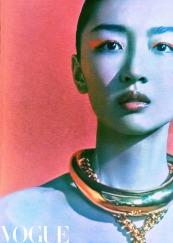 Zhou Dong Yu for Vogue China July 2020-1