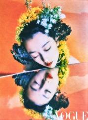 Zhou Dong Yu for Vogue China July 2020-2
