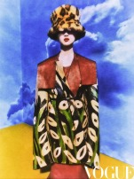 Zhou Dong Yu for Vogue China July 2020-7