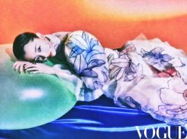 Zhou Dong Yu for Vogue China July 2020-8