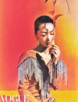 Zhou Dong Yu for Vogue China July 2020-9