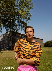 Antoni Porowski Fashion Magazine Summer 2020-4