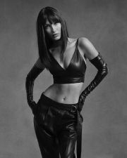 Bella Hadid for Helmut Lang Pre-Fall 2020 Campaign-2