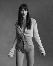 Bella Hadid for Helmut Lang Pre-Fall 2020 Campaign-4