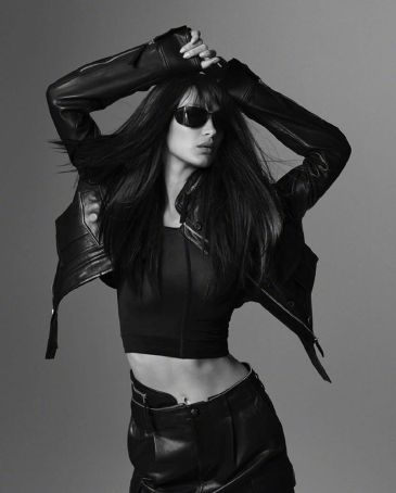 Bella Hadid for Helmut Lang Pre-Fall 2020 Campaign-5