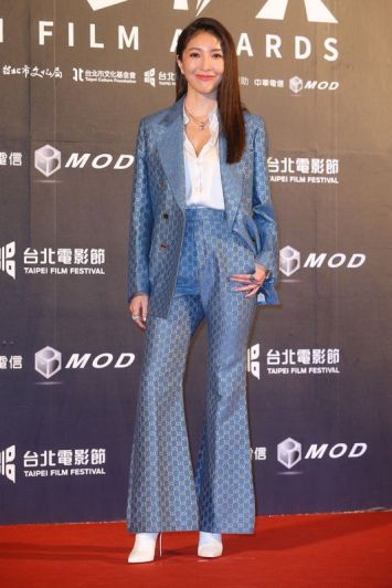 Cheryl Yang in Gucci Pre-Fall 2020-2