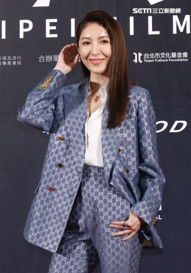 Cheryl Yang in Gucci Pre-Fall 2020-3