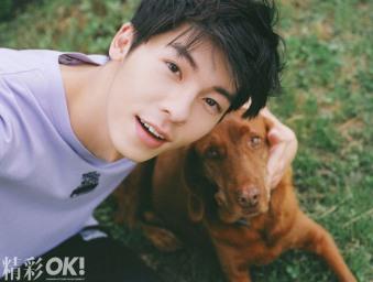 Greg Han for OK Magazine China June 2020-1