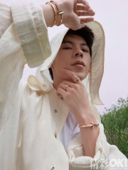 Greg Han for OK Magazine China June 2020-4