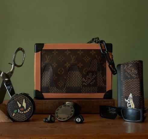 Louis Vuitton X Nigo-2
