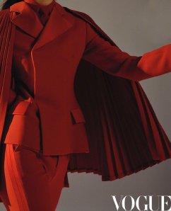 Natalia Vodianova for Vogue China August 2020-6