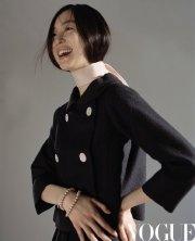Natalia Vodianova for Vogue China August 2020-9