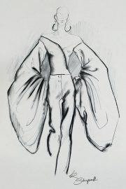 Schiaparelli Fall 2020 Couture Look 15