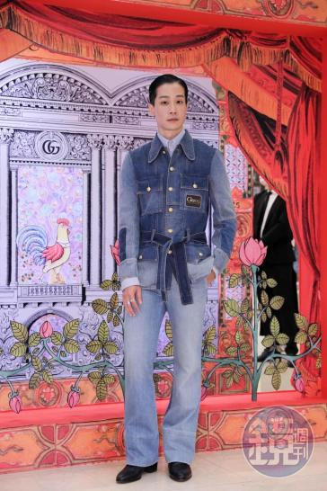 Simon Hsueh in Gucci Spring 2020-1