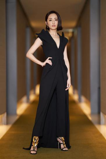 Alice Ko in Maticevski Fall 2020-3